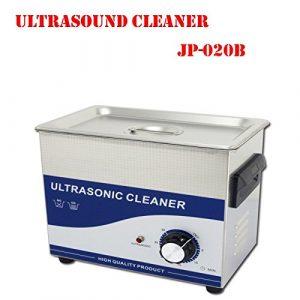 mark8shop jp-020b assèche 100W 3,2L Nettoyeur à Ultrasons en acier inoxydable de haute qualité