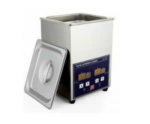 Gel 2L 70W dentaire Bijoux Digital en acier inoxydable Chauffage de nettoyeur à ultrasons Minuteur