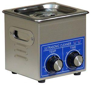 jakan ménage équipement Nettoyeur à Ultrasons en acier inoxydable, Acier inoxydable, gris, 2L Mechanical