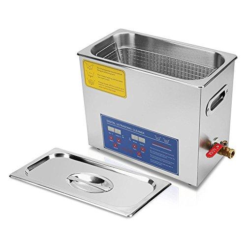 Nettoyeur ultrasons inoxydable acier 6 litres industrie chauffe eau avec n - Nettoyer son chauffe eau ...