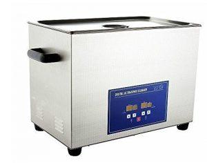 Gowe 600W 30L Digital nettoyeur à ultrasons avec panier de nettoyage