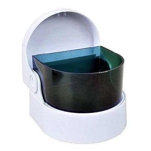 Elera Vibrations Mini Nettoyeur à Ultrasons pour Nettoyer les Bijoux, le Dentier