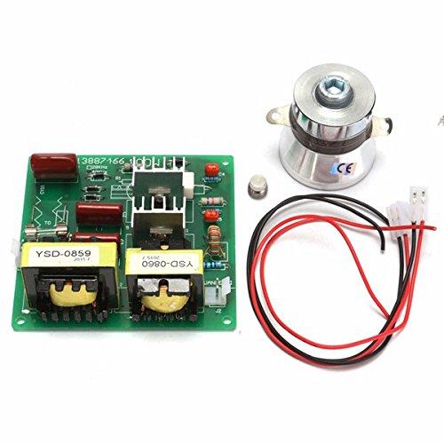 ILS – AC110V 100W 40K Nettoyeur à ultrasons Conseil du pilote d'alimentation avec 60W 40K Transducer