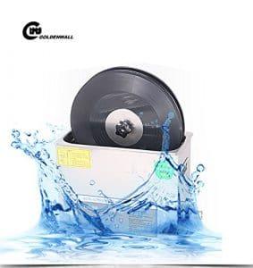 Cgoldenwall 6L nettoyeur à ultrasons Mini de table enregistrez CD Lunettes de machine à laver/montres/dentier/Jewelry multifonctionnel réparation/pour utilisation professionnelle et domestique Ps-30a CE certificat, Machine+Basket+Bracket