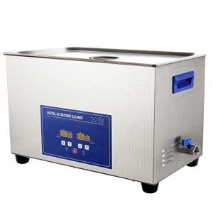 YUCHENGTECH 58 L Nettoyeur à ultrasons Haute fréquence 80 kHz pour Bijoux Industriel